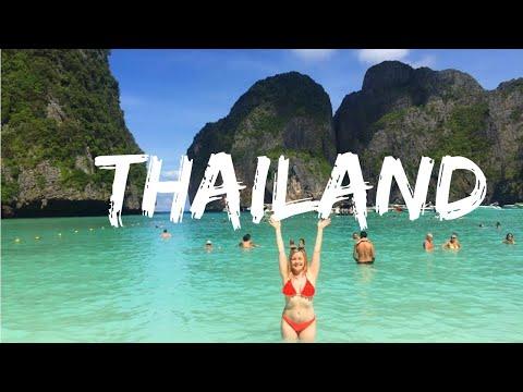 Thailand Travelling 2017 | GoPro Travel | Bangkok - Chiang Mai - Phuket - Krabi
