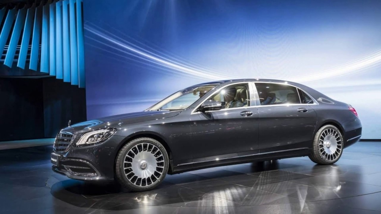 New 2018 mercedes benz maybach s680 concept luxury youtube for Mercedes benz s680