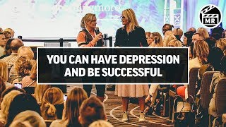 Mel Robbins on Depression: You can be successful and have depression | MelRobbinsLive EP 40