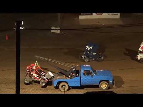 Path Valley Speedway 600s A Main 4/28/18