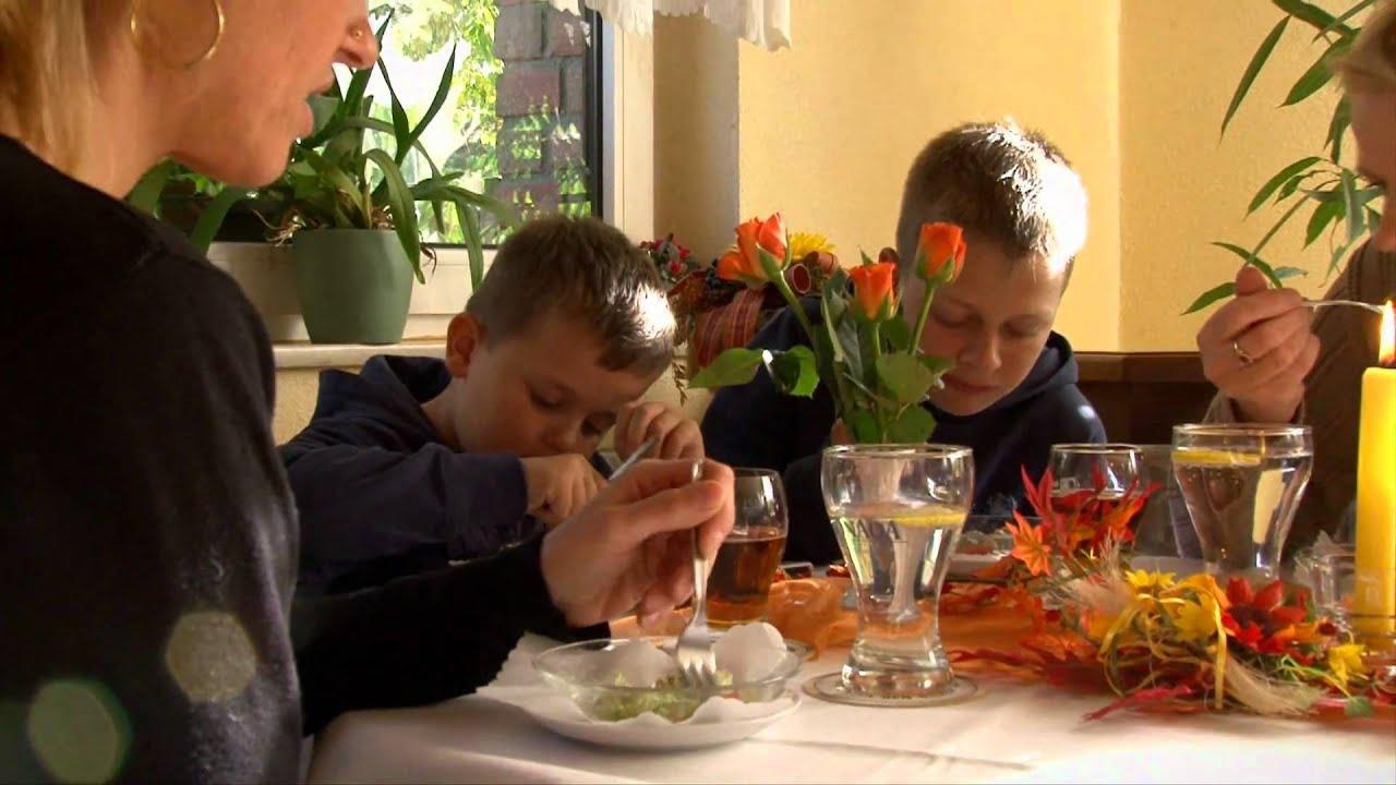 Restaurant Lindenschänke Waldesruh - YouTube