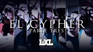 El Cypher 3 | Linea Dieciséis | Faruz Feet, Forastero, Proof, Juancer, Ink-Ec, Lessar & Aczino