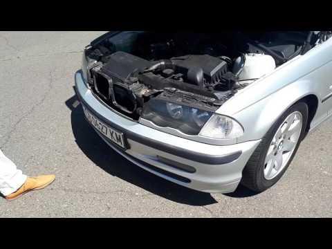 3400$ BMW E46 318i 1.9 бензин механика седан