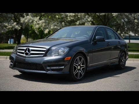 2013 Mercedes-Benz C250 Sedan - Review
