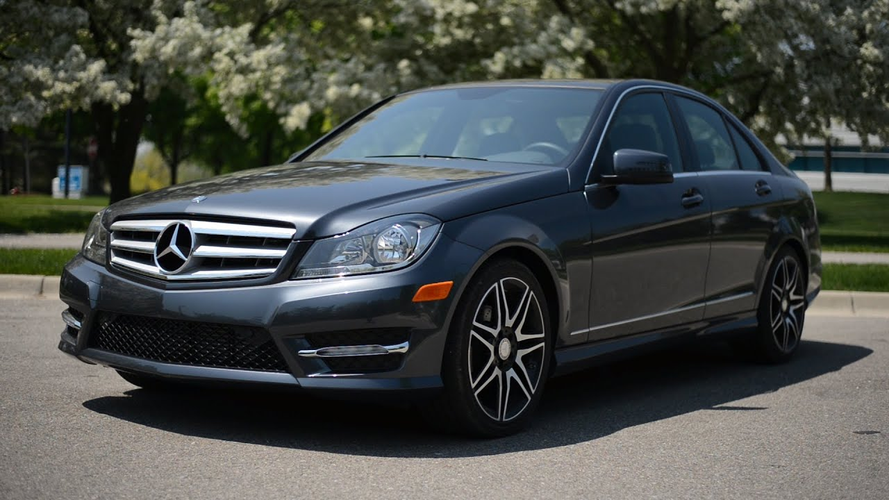 2013 Mercedes Benz C250 Sedan Review Youtube