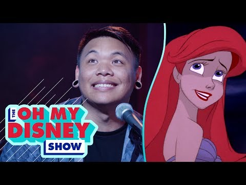 AJ Rafael Performs Part of Your World on the Oh My Disney Show Mp3