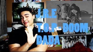 T.O.P - DOOM DADA MV Reaction and Review JRE Edition