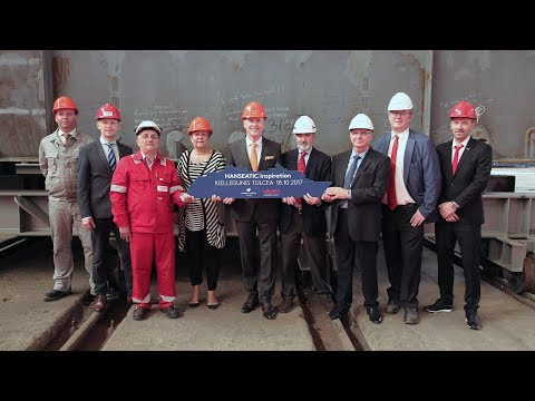 EXPERIENCE.tv Episode 17: HANSEATIC inspiration – Keel laying