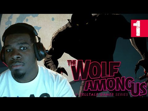 The Wolf Among Us Episode 5 Gameplay Walkthrough Part 1 - Cry Wolf - Wolf Among Us