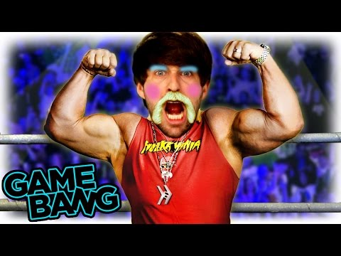 WWE MAKE UP CHALLENGE (Game Bang)
