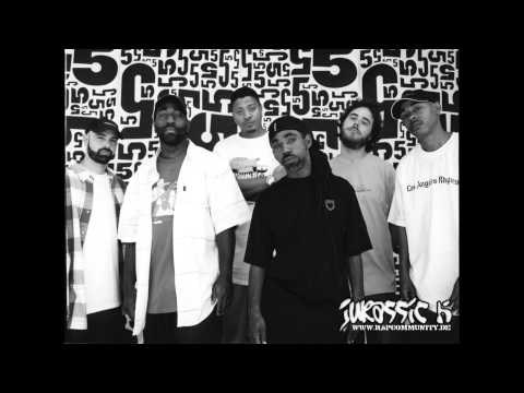 Jurassic 5  A Day at The Races High Quality