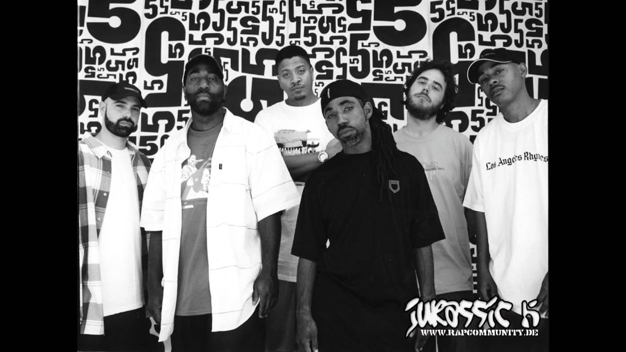 """So, you want me to do THIS type of rap?"" We speak to Akil from Jurassic 5"