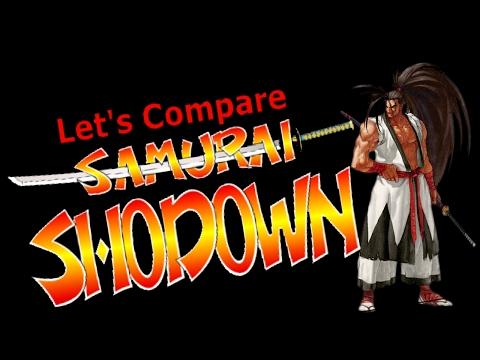 Let's Compare ( Samurai Shodown ) REMAKE