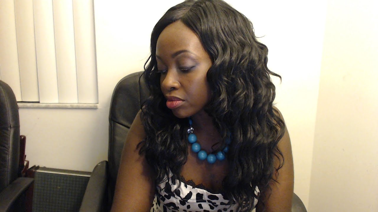 Boom Quattro Egyptian Wave By Zury Hair Review Youtube
