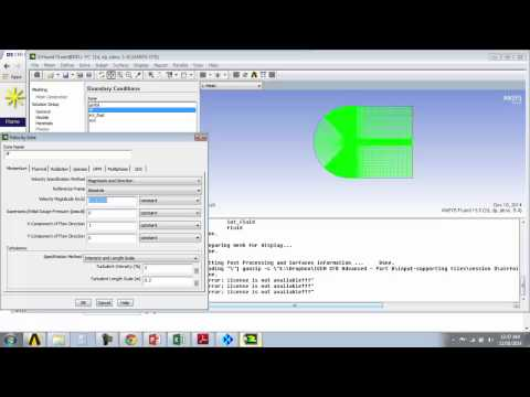 NACA 0012 Airfoil CFD simulation in Fluent and validation with experimental data