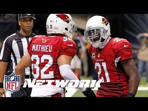 More Valuable: Tyrann Mathieu or Patrick Peterson? | NFL Network