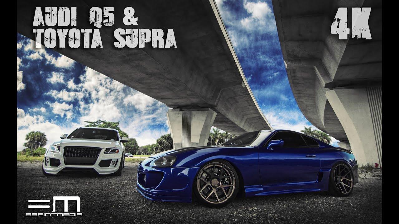 Audi Q5 & Toyota Supra | E3Customs | 4K UHD