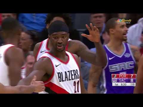 Portland Trail Blazers vs. Sacramento Kings - November 17, 2017