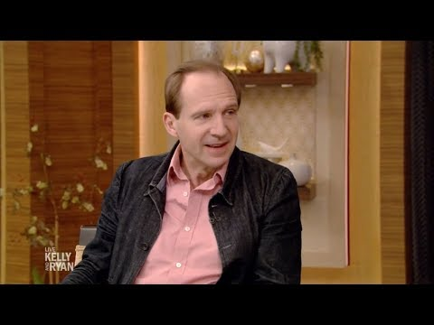 """Ralph Fiennes Talks About the True Story Behind """"The White Crow"""""""