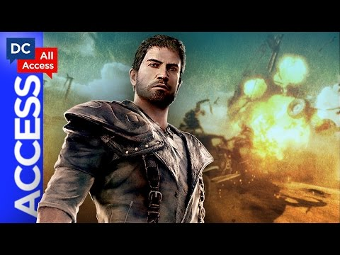 Mad Max Gameplay + Batkid Goes to Hollywood (DCAA 315)