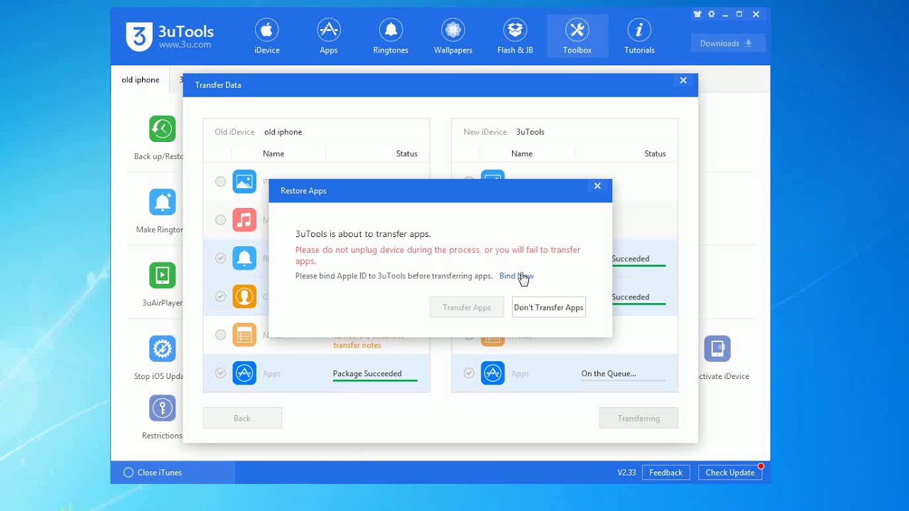 3uTools Download (2019 Latest) for Windows 10, 8, 7
