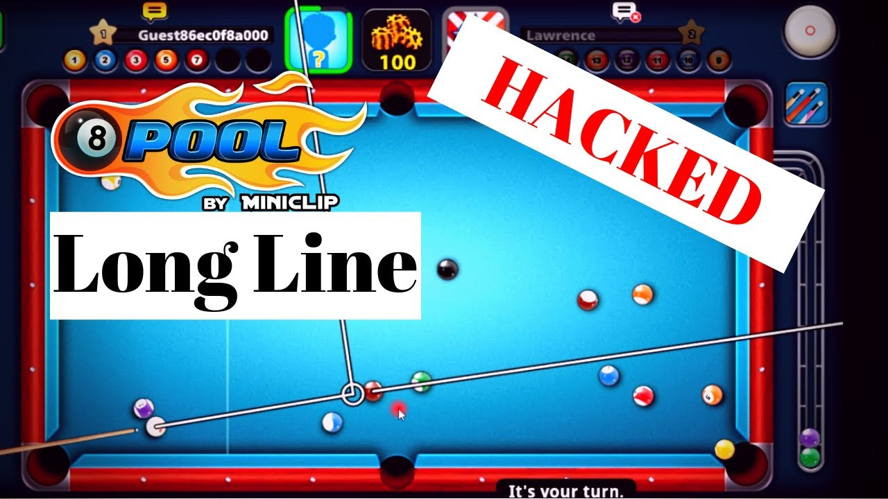 8 Ball Pool LongLine Hack Latest 2019 How TO Hack 8Ball Pool -