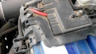 видео Аккумулятор на Volkswagen Polo