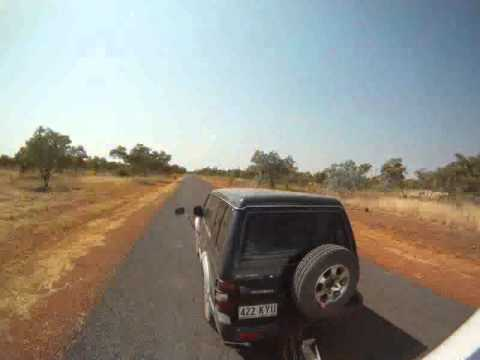Timelapse drive from Lawn Hill NP to Gregory Downs