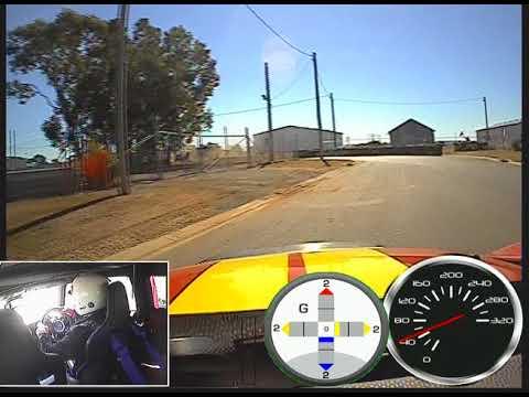 Sam Crash T1 Lap2 @Oakey Sprints thumbnail