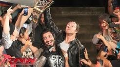 Roman Reigns vs. Bray Wyatt: Raw, June 1, 2015