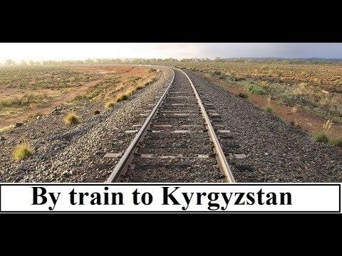 Uzbekistan/Tashkent to Bishkek (Kyrgyzstan) via Kazakhstan  Part 30