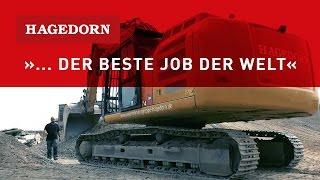 Hagedorn Baugeräteführer Abbruch Tiefbau Entsorgung