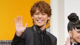 映画『怪盗グルーのミニオン大脱走』の日本語吹替版完成報告イベントが...