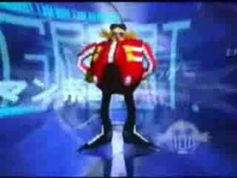 I am the Eggman-Music Video