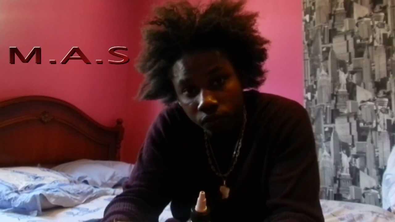 Faire pousser cheveux homme black