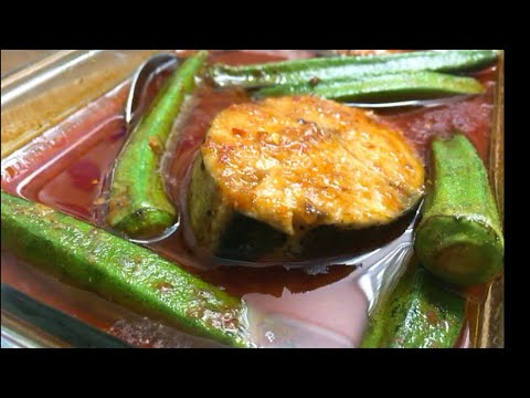 Asam Pedas Ikan Masak 10 Minit