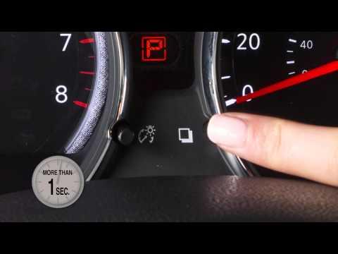 2015 NISSAN Versa Sedan - Twin Trip Odometer/Trip Computer