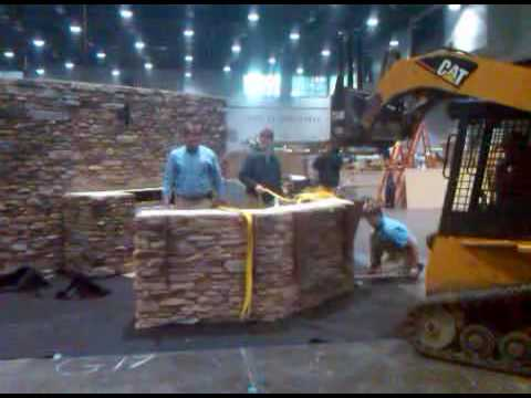 landscape patio supplys home and garden show booth - Home And Garden Trade Shows