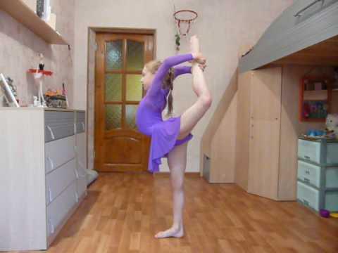 элемент художественной гимнастики