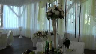 Шатёр Резиденция на Шарташе.Свадьба.