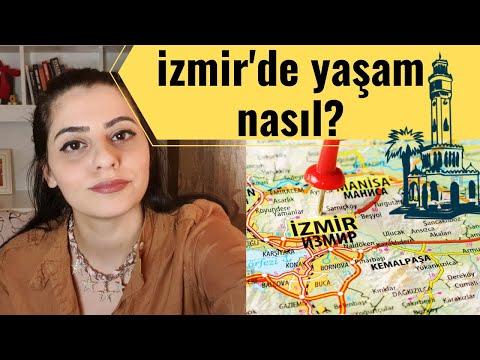 İZMİR'DE YAŞAMAK NASIL?| GELMEK İSTEYENLERE TAVSİYELERİM