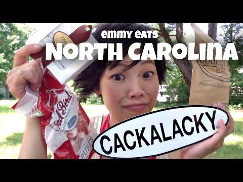 Emmy Eats Asheville, North Carolina