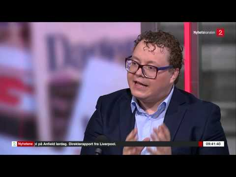 Magnus Broyn discussed the Norwegian news from May 16th 2015