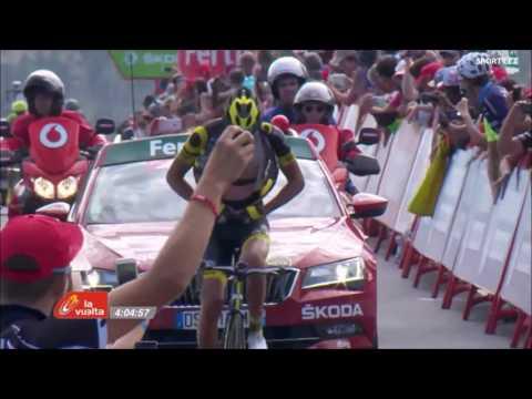 CYCLISME FRANCAIS -  VUELTA ESPANA 2016 - SUCCES