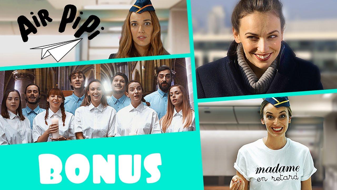 Air Pipi : Bonus