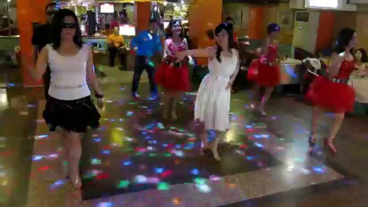 Balla Con La Luna - Line Dance Chords - Chordify