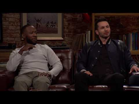 Any Given Wednesday: JJ Redick And Lamorne Morris On Team USA Basketball (HBO)