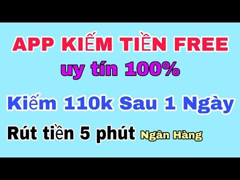 ỨNG DỤNG - Kiếm Tiền Trên Mạng (Miễn Phí + Uy Tín).