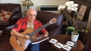 Pepe Romero talks about his book 'La Guitarra - A Comprehensive Study'