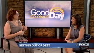 Getting Out Of Debt Joyfully On Fox TV